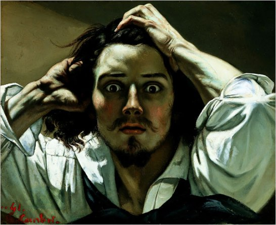 1845. Gustave Courbet